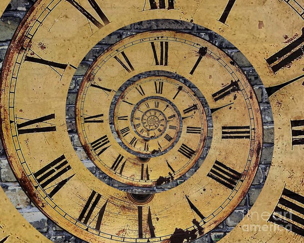 Time is a Mother